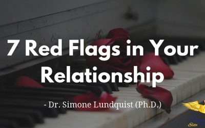 7 Red Flags in Your Relationship