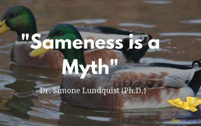 'Sameness' is a Myth